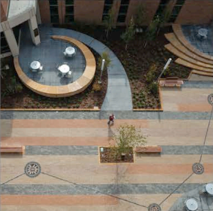 Sustainability western faculty resources website photo of the kumm courtyard from above thecheapjerseys Images